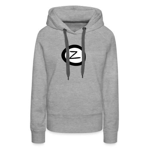 Zockenda's Logo - Frauen Premium Hoodie