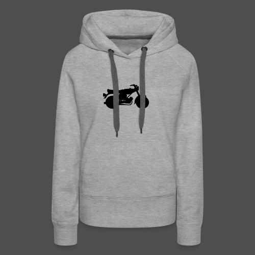 Moped 0MP01 - Women's Premium Hoodie