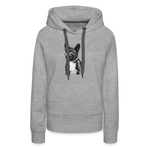 PICKLE The French Bulldog - Women's Premium Hoodie
