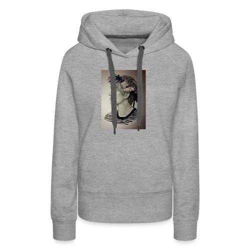 VDESSIN - Sweat-shirt à capuche Premium pour femmes