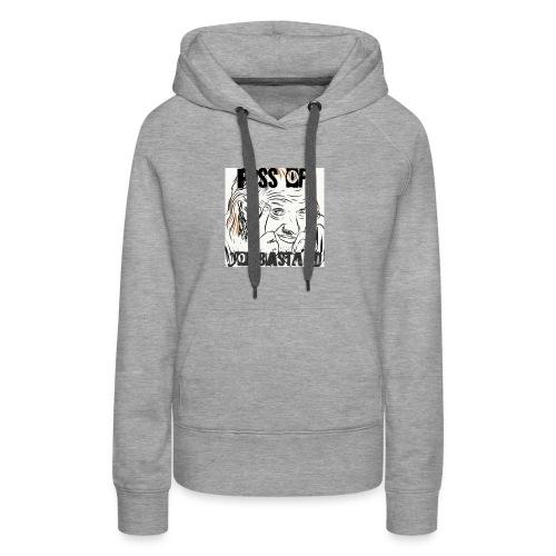 RIK MAYALL - Women's Premium Hoodie