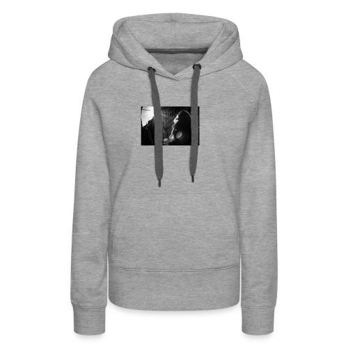 DSC05139 - Sweat-shirt à capuche Premium pour femmes