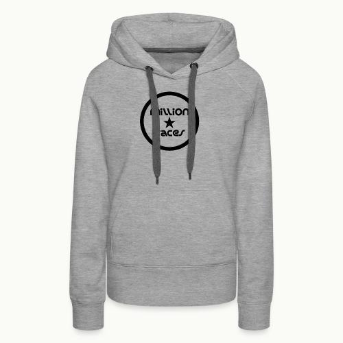 xxmillionfacesxx - Frauen Premium Hoodie