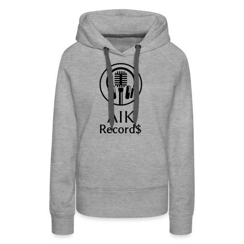 AiK Logo - Frauen Premium Hoodie