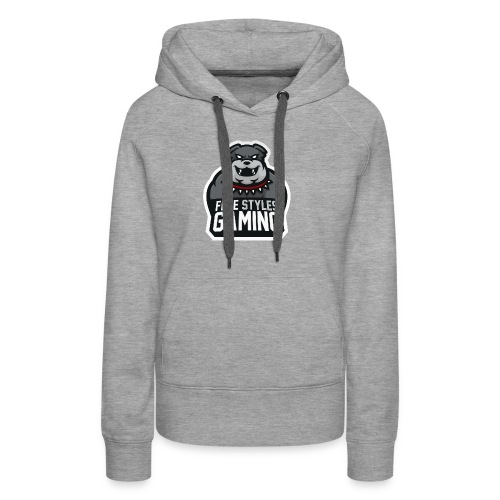 Freestylesgaming - Sweat-shirt à capuche Premium pour femmes