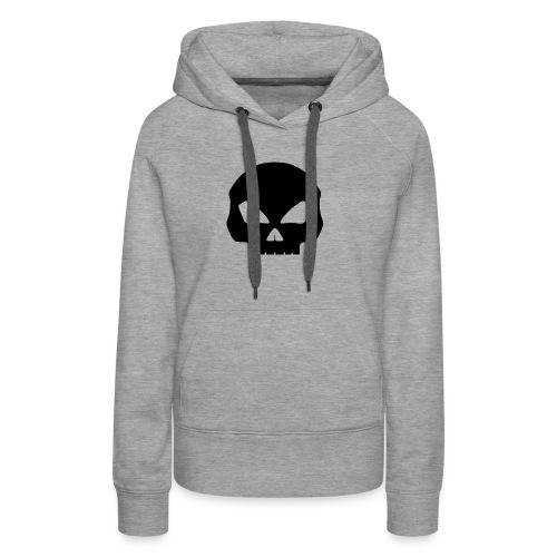 Skullone - Frauen Premium Hoodie