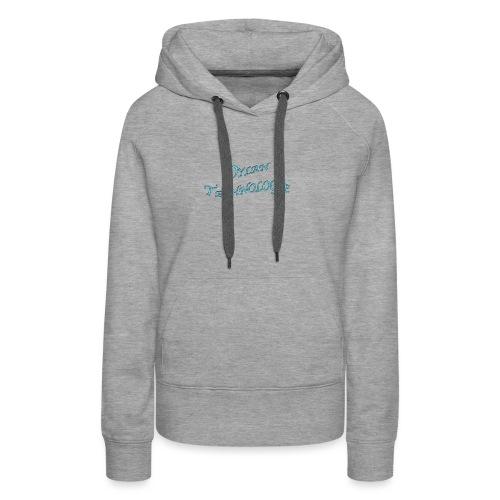 Dylan Technologie - Sweat-shirt à capuche Premium pour femmes
