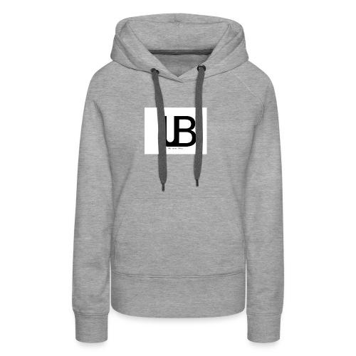 UB - Premiumluvtröja dam