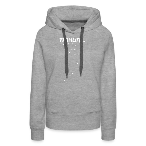 Manual Music blocks - Women's Premium Hoodie
