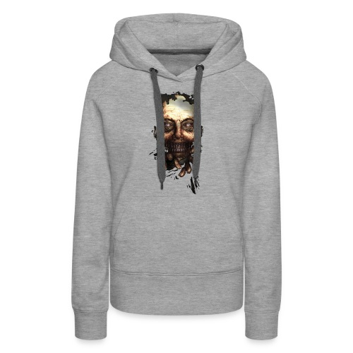 falgalasshirt - Frauen Premium Hoodie