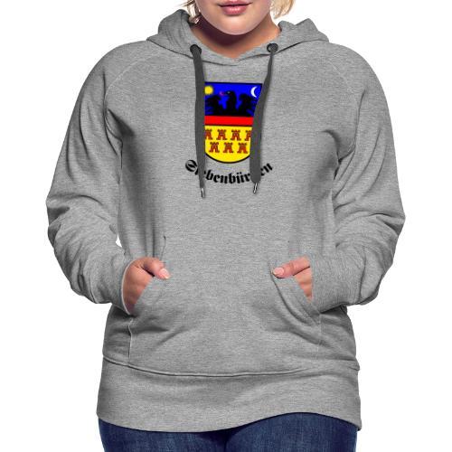 Siebenbürgen-Wappen Siebenbürgen - Frauen Premium Hoodie