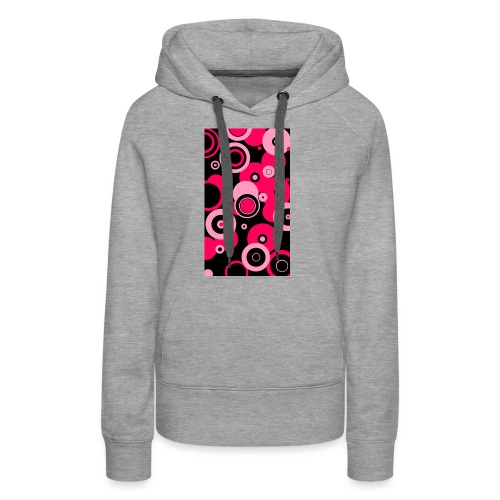 Dream in pink - Frauen Premium Hoodie
