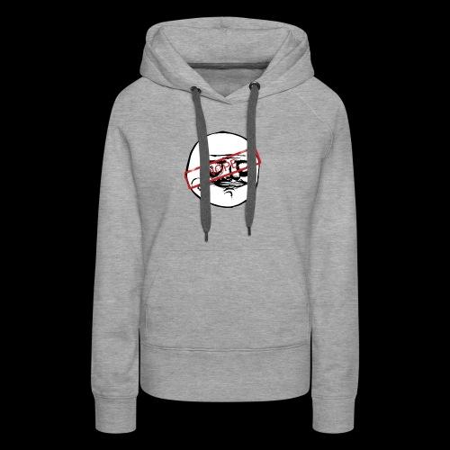 MenopeGusta - Vrouwen Premium hoodie
