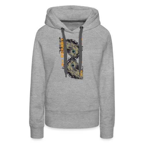 voodoo-design - Frauen Premium Hoodie