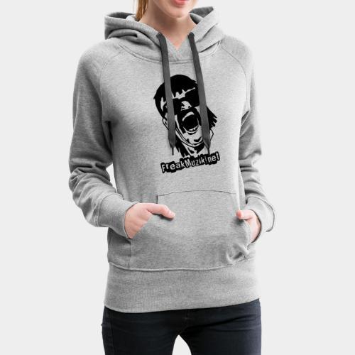 VOKUHILA FREAK - Frauen Premium Hoodie