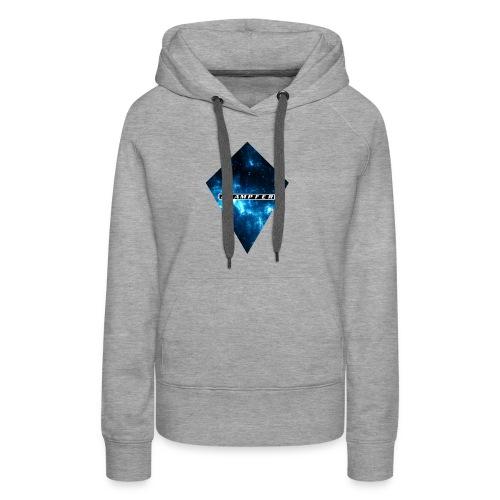 BLUE UNIVERSUM - Frauen Premium Hoodie