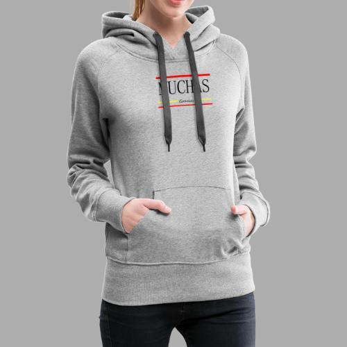 MUCHAS GRACIAS - Trend Eddition - Women's Premium Hoodie