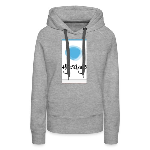 HyP3Boy5 merch - Women's Premium Hoodie