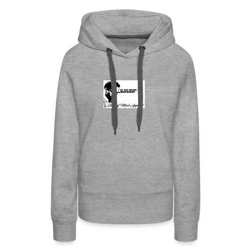 by any means 2 - Women's Premium Hoodie