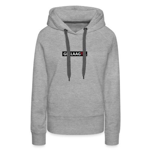 geslaagt01 - Vrouwen Premium hoodie