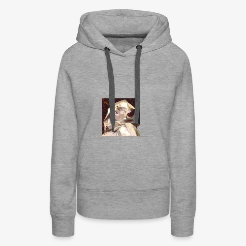 #OrgulloBarroco Teresa - Sudadera con capucha premium para mujer