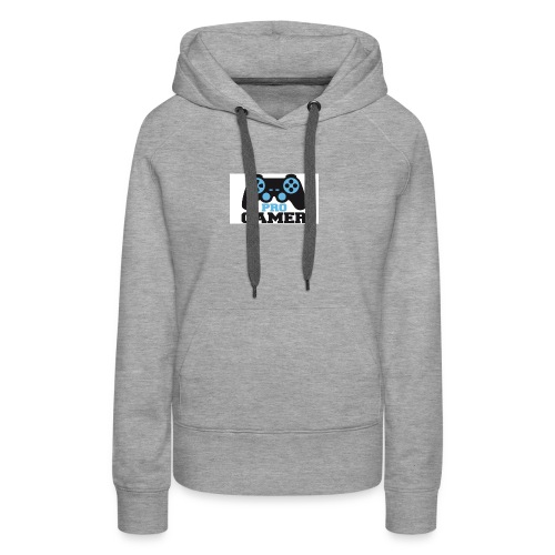 Pro-Gamer-Post-w644h362 - Women's Premium Hoodie