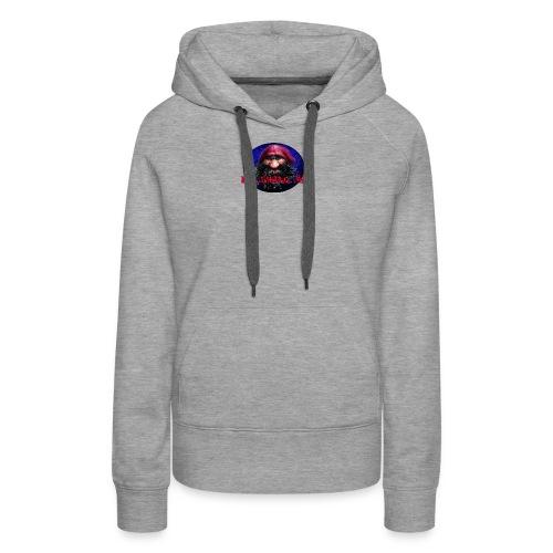 DerZwergHD (w) - Frauen Premium Hoodie