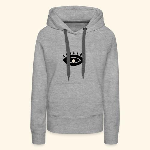 third eye - Premiumluvtröja dam