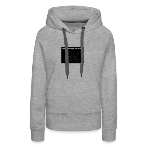 Invictus illegal Recorded - Frauen Premium Hoodie