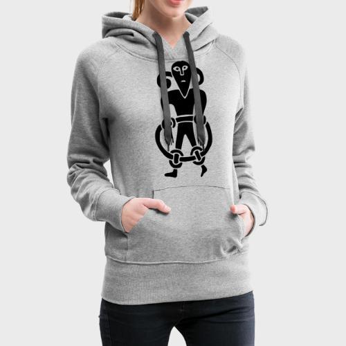 Kopfmensch - Women's Premium Hoodie