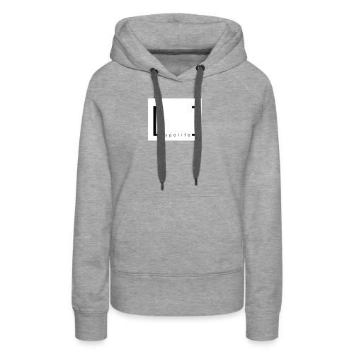 HypeLife - Sudadera con capucha premium para mujer