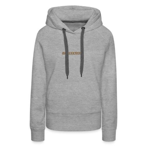 iCommentary - Women's Premium Hoodie