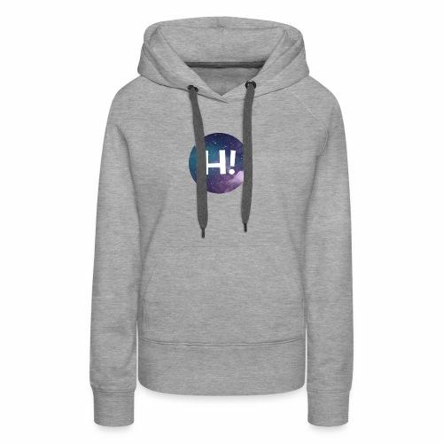 H! - Women's Premium Hoodie