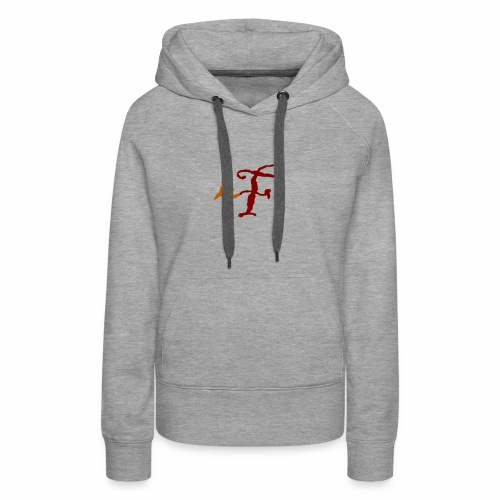 4F - Frauen Premium Hoodie