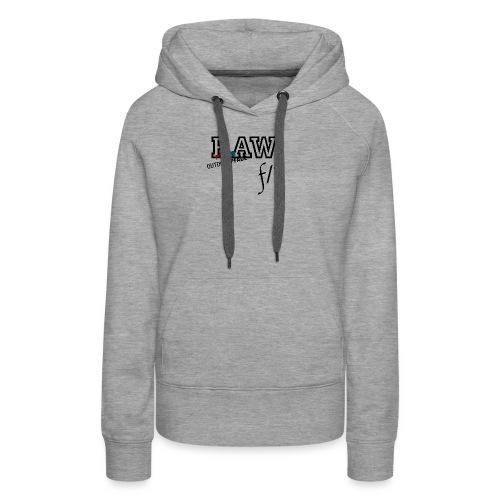 ODP 2015 12 10 logo FIN png - Frauen Premium Hoodie