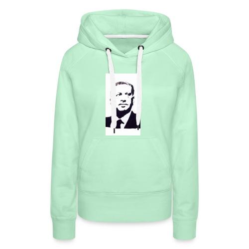 IMG 4873 - Sweat-shirt à capuche Premium pour femmes