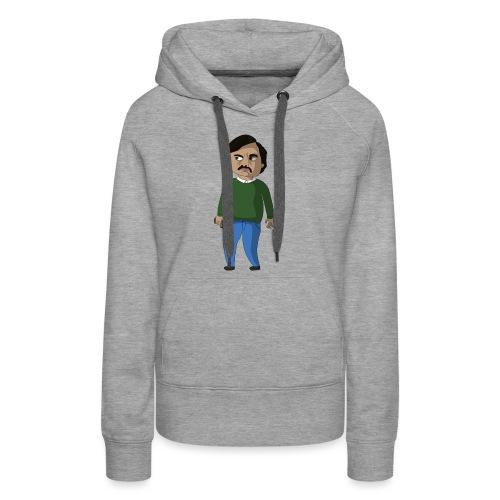 PABLO - Sweat-shirt à capuche Premium pour femmes