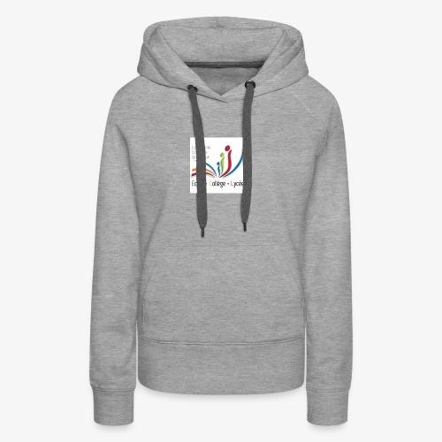 st jo - Sweat-shirt à capuche Premium pour femmes