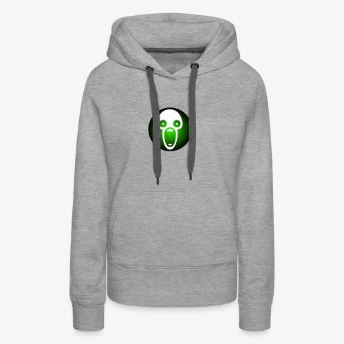 terror - Sweat-shirt à capuche Premium pour femmes