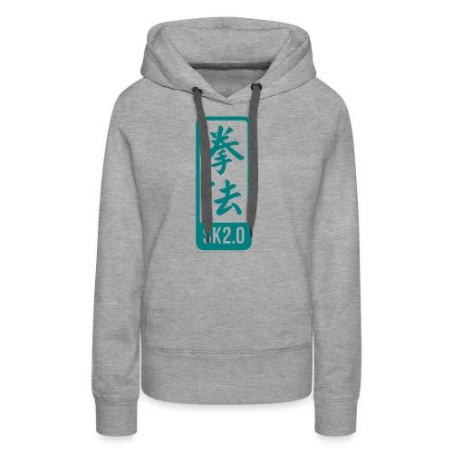 sk2-0-label-14 - Vrouwen Premium hoodie