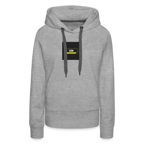 GewoonDeMax - Vrouwen Premium hoodie