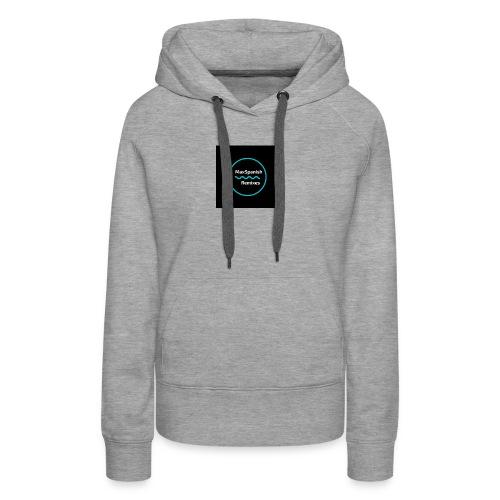 MaxSpanish - Vrouwen Premium hoodie