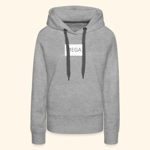 MEGA - Frauen Premium Hoodie