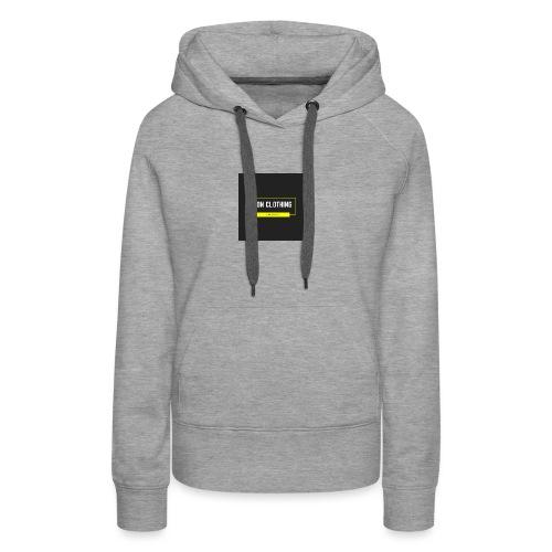 Don kläder - Premiumluvtröja dam