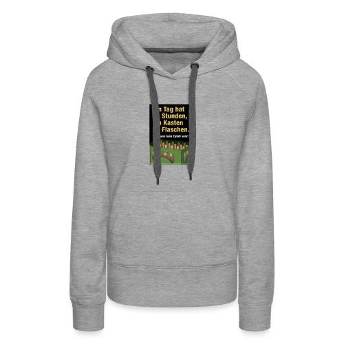 Bauern Sprüche - Frauen Premium Hoodie