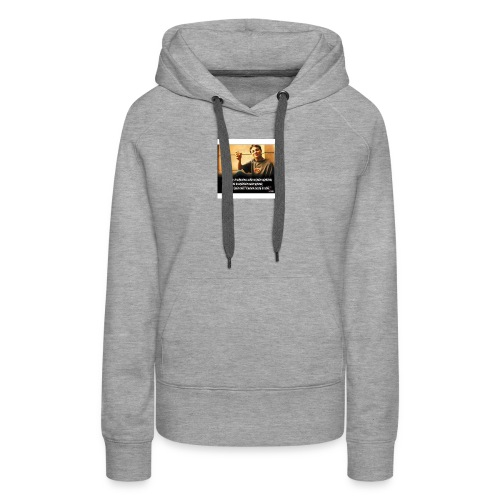 Chick washer - Women's Premium Hoodie