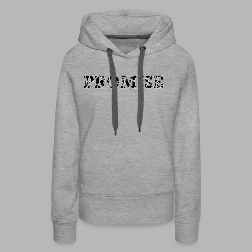 PROMISE - Women's Premium Hoodie