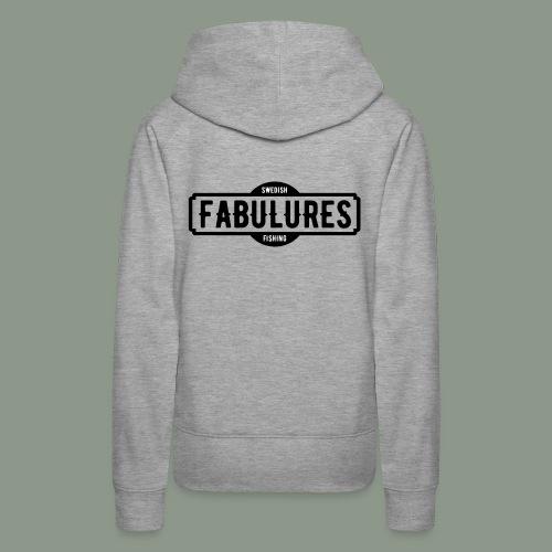 Fabulures Logo - Premiumluvtröja dam
