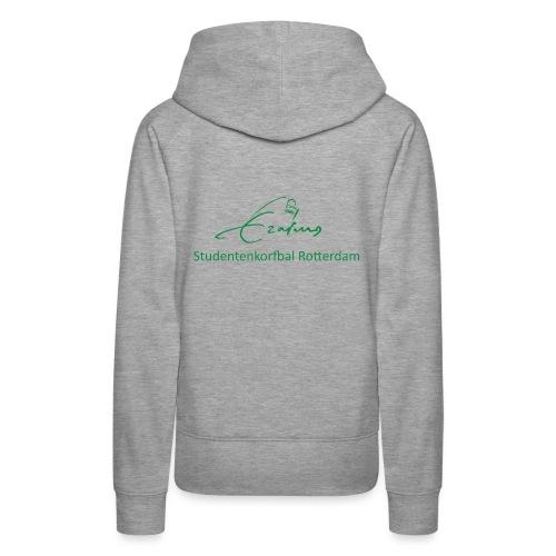RSKV Erasmus - Vrouwen Premium hoodie