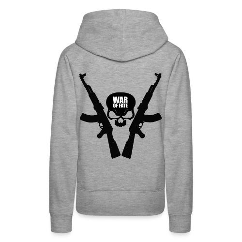 Gun - Sweat-shirt à capuche Premium pour femmes